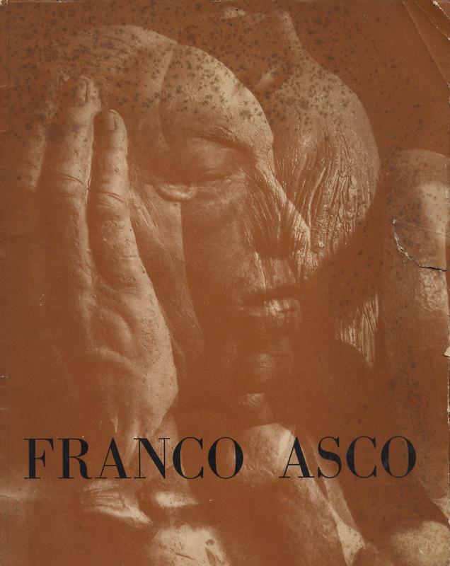 """Archivio della Comunicazione nell'Arte: """"Franco Asco, 1949"""""""