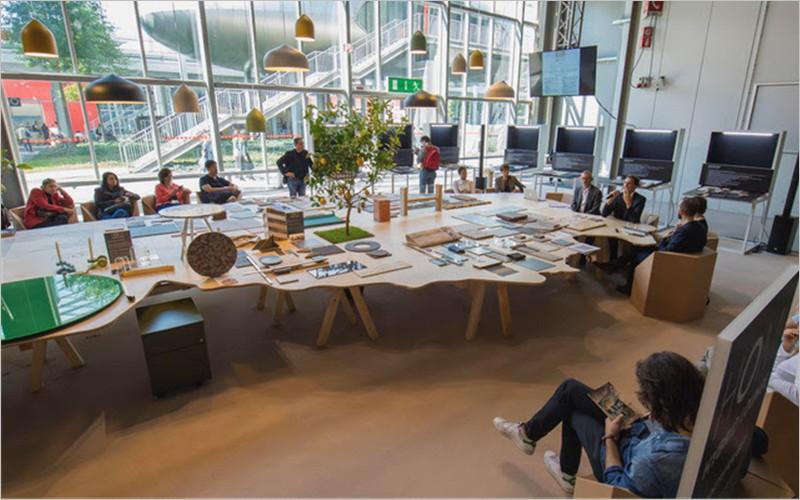 Hybrid Lounge, l'innovativo laboratorio dedicato all'interior design