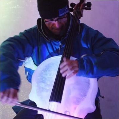 N-Ice Cello Giovanni Sollima Tour