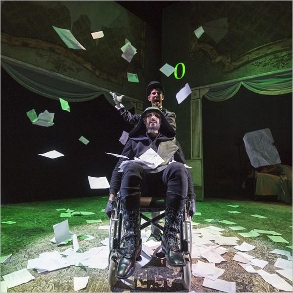 """Teatro: """"Il Giocatore"""", l'adattamento di Vitaliano Trevisan"""