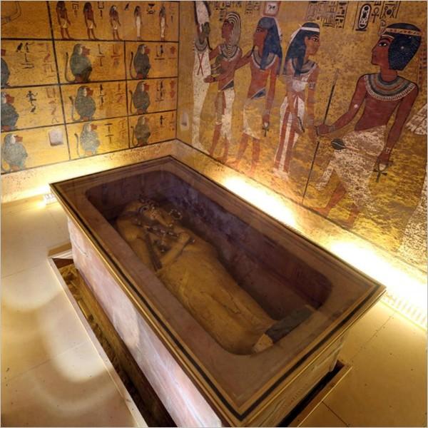 Geo-Radar: il Politecnico di Torino mappa la Tomba di Tutankhamun
