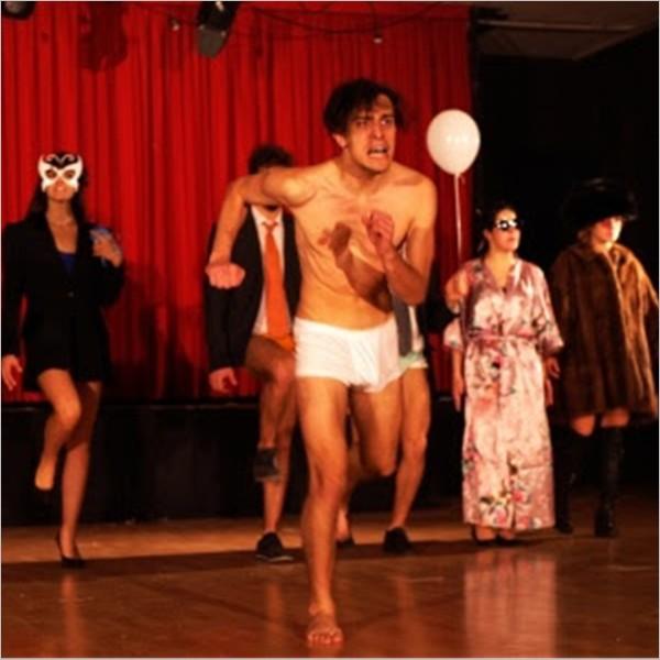 Bailamme - Opera musicale povera e senza musica