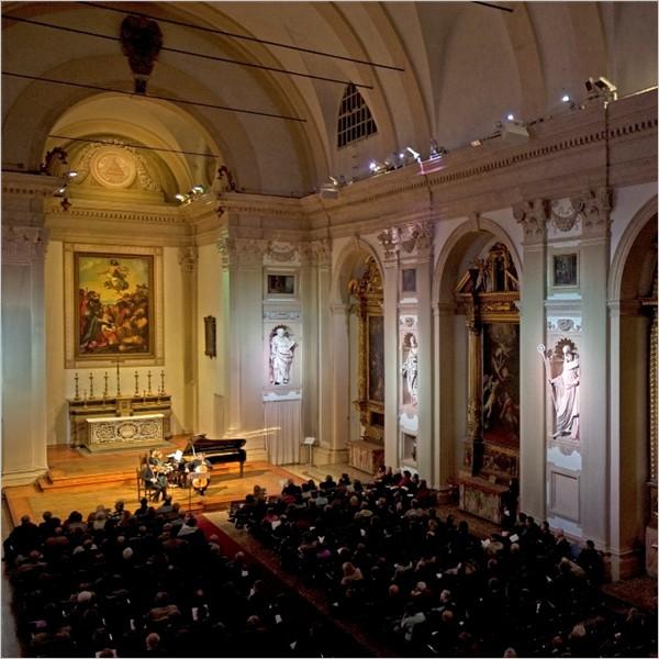 Musica in Santa Cristina: concerto di Leonardo Pierdomenico