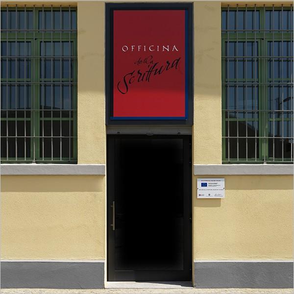 Officina della Scrittura - Il primo museo dedicato alla Scrittura e al Segno dell'uomo