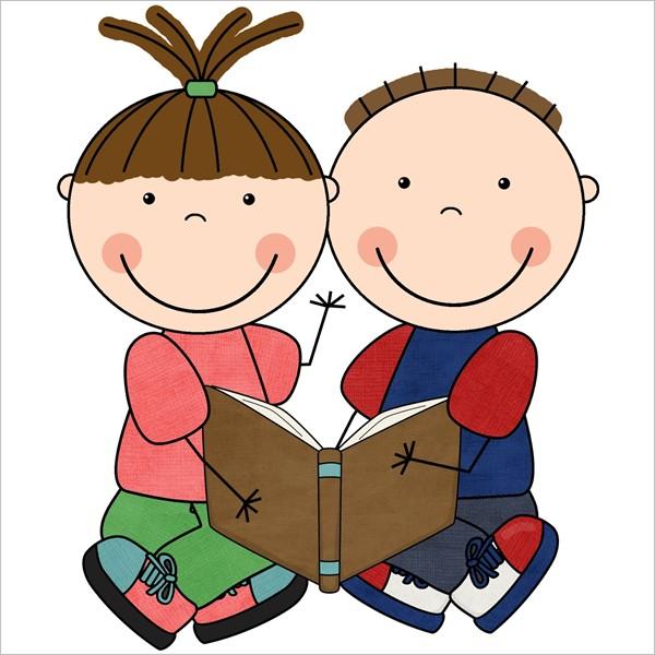 Otto bambini su dieci leggono libri (libri di carta, libri tattili, ebook audiolibri e app)