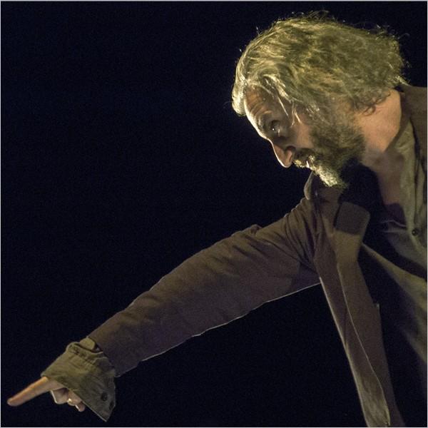 """Teatro: """"Pueblo"""" di e conAscanio Celestini"""