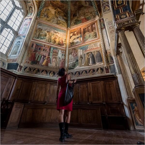 Biglietto unico per Umbria Terre Musei: 12 città, 1 solo tesoro