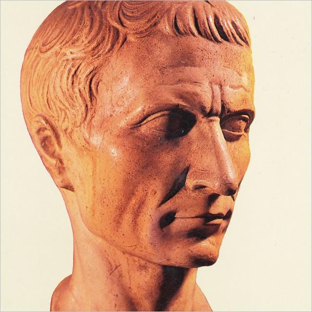 """""""Cesare, il grande conquistatore"""" di Antonio Spinosa"""