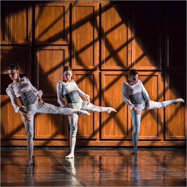 "Spettacolo: ""Rossini Ouvertures"" con lo Spellbound Contemporary Ballet"