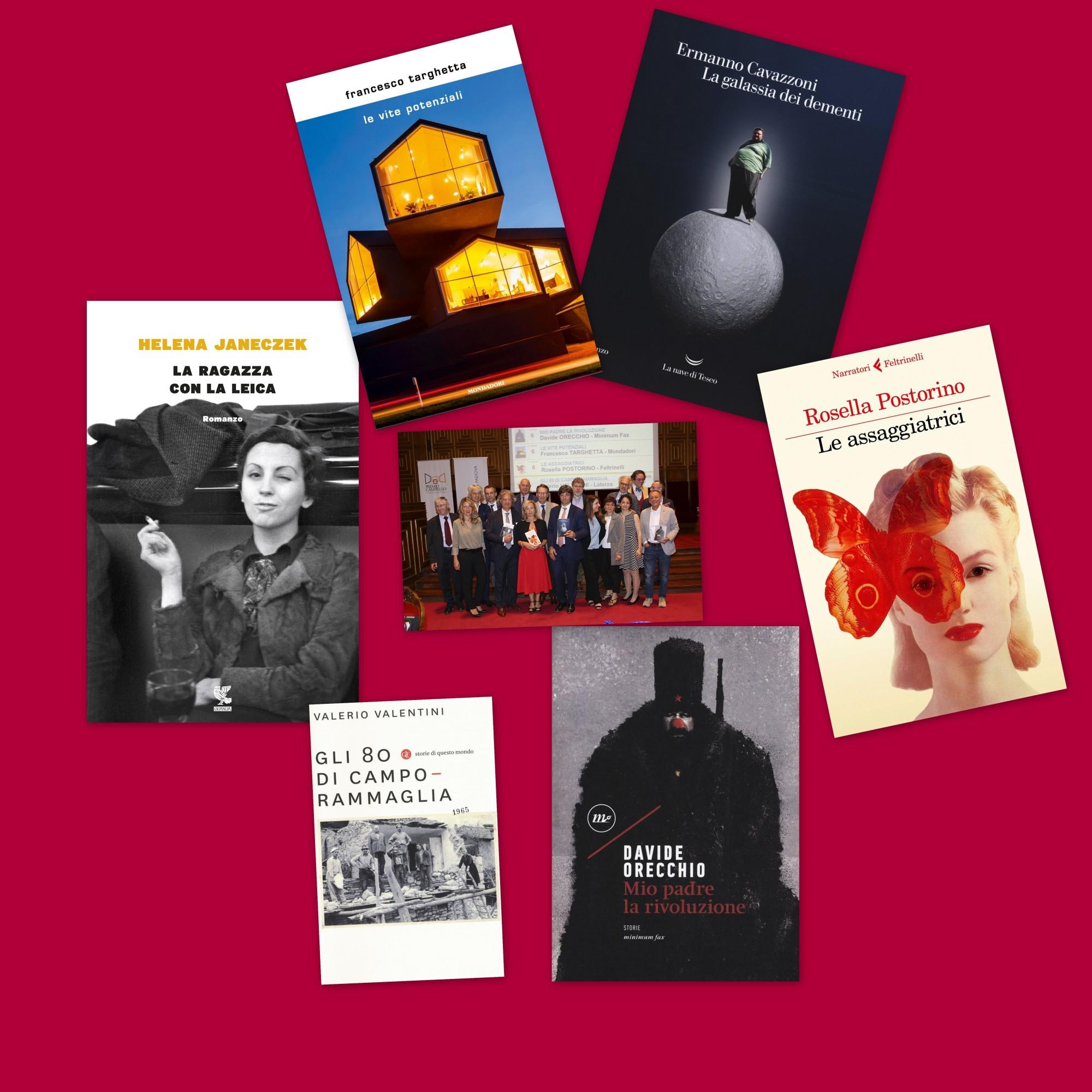 Premio Campiello: selezionati i 5 finalisti della 56a edizione