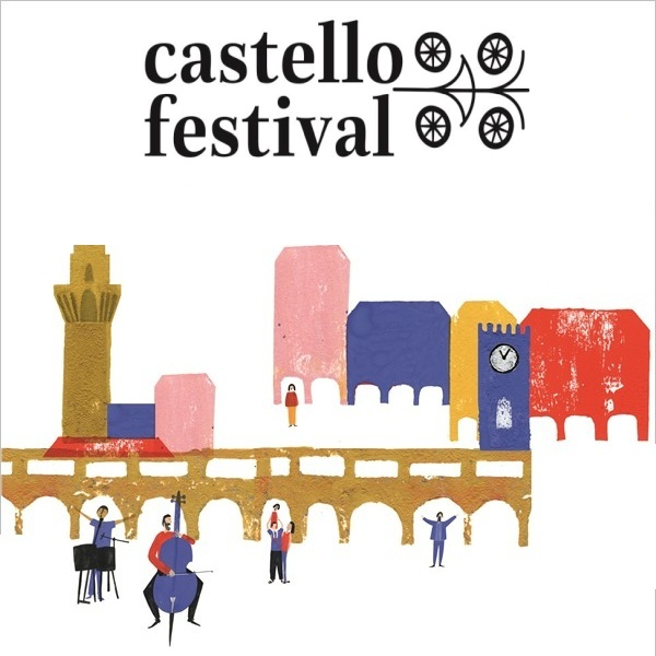 Castello Festival 2018 - Estate Carrarese 2018