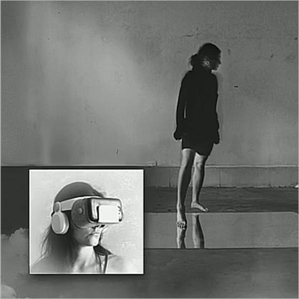 """""""Il peso di tutto quello che non c'è"""" l'App VR di Iolanda Di Bonaventura"""