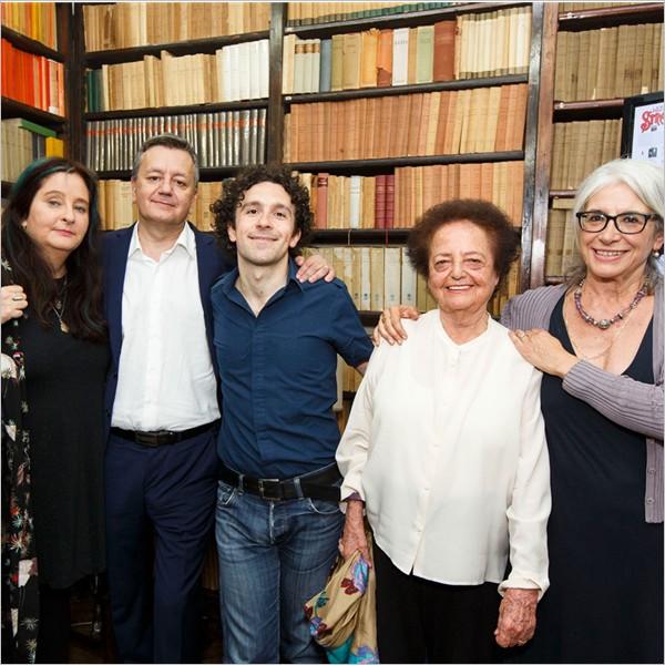 La Cinquina dei finalisti del Premio Strega 2018