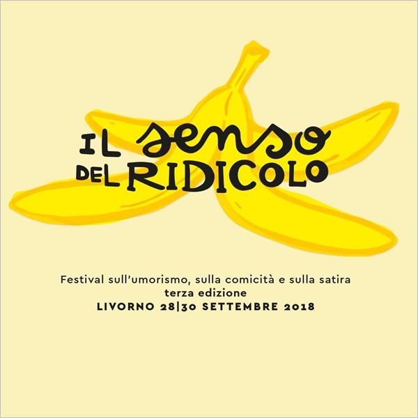 Il senso del ridicolo 2018, Festival sull'umorismo, sulla comicità e sulla satira