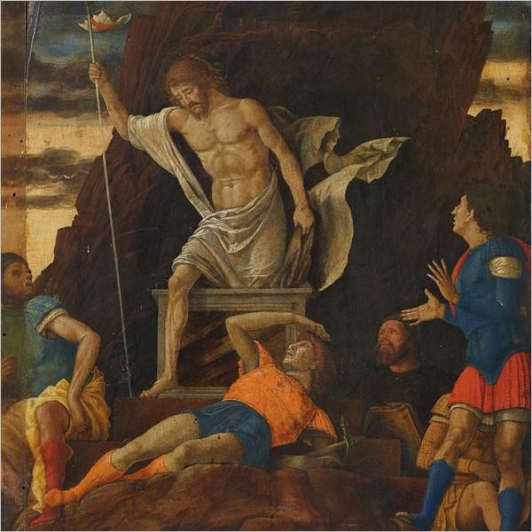 In Accademia Carrara si potrà assistere al restauro della tavola del Mantegna