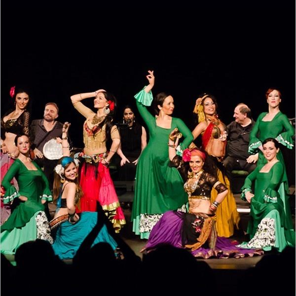 Spettacolo: Algeciras, tra flamenco e Medioriente