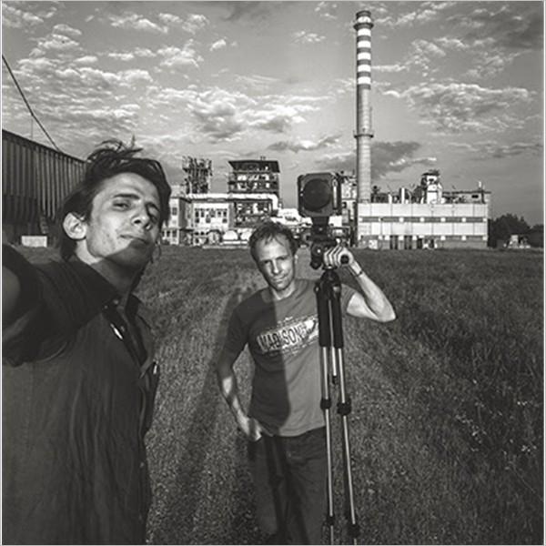 Il tour fotografico di due milanesi per documentare l'opera di Pier Luigi Nervi