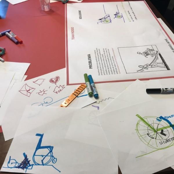 Laboratorio per piccoli designer alla Fondazione Franco Albini