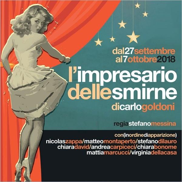"""Teatro: """"L'impresario delle Smirne"""" di Carlo Goldoni"""
