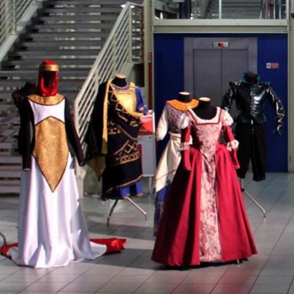 Corso di Alta Formazione in Design per il Teatro Costumi