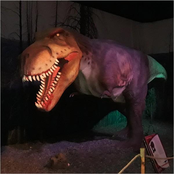 Dinosaur Invasion, un emozionante viaggio nell'era giurassica