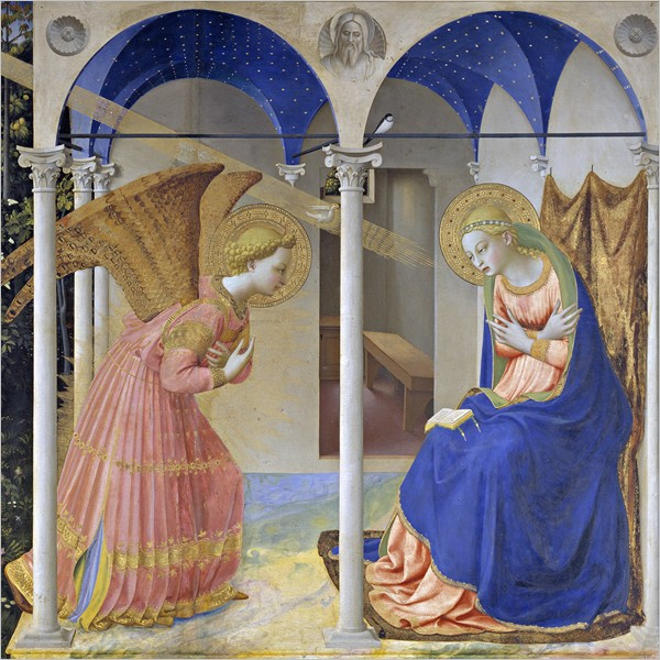 American Friends of the Prado Museum e Friends of Florence finanziano il restauro de L'Annunciazione del Beato Angelico