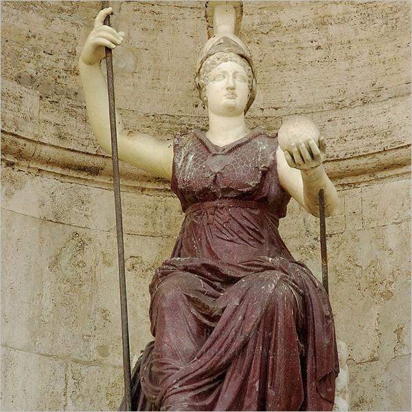 Atena-Minerva: la dea dagli occhi scintillanti - Letture animate e laboratori per famiglie