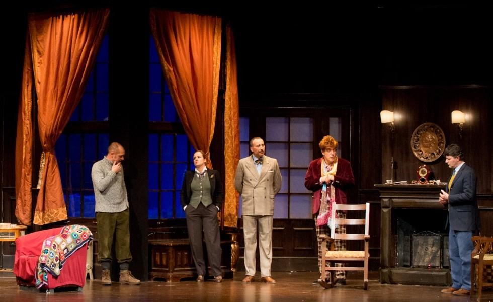 """Teatro: """"Trappola per topi"""" di Agatha Christie"""