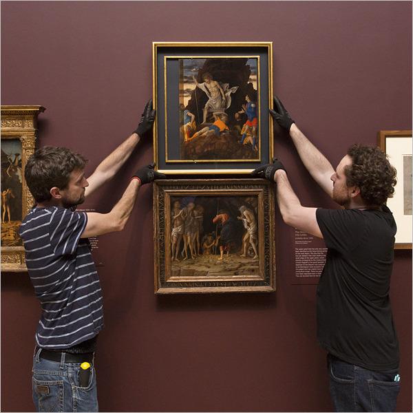 Da Londra a Berlino: il tour di Mantegna dalla National Gallery alla Gemäldegalerie