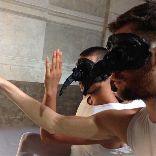Danza: Virgilio Sieni. Pulcinella Quartet