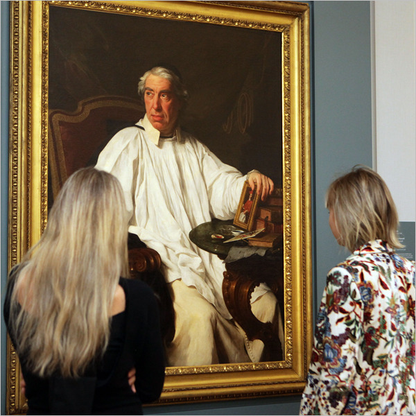 I Musei Reali di Torino presentano l'Abate Miniatore Felice Ramelli, il capolavoro di Pierre Subleyras