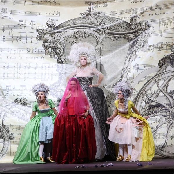 """""""La Cenerentola"""" di Gioacchino Rossini al Teatro Verdi di Padova"""