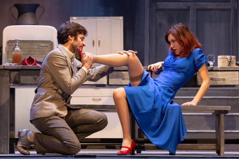 """Teatro: """"After Miss Julie"""" di Patrick Marber"""