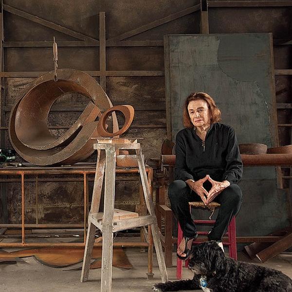 Todi celebra la scultrice americana Beverly Pepper con mostre, eventi e un parco di sue sculture