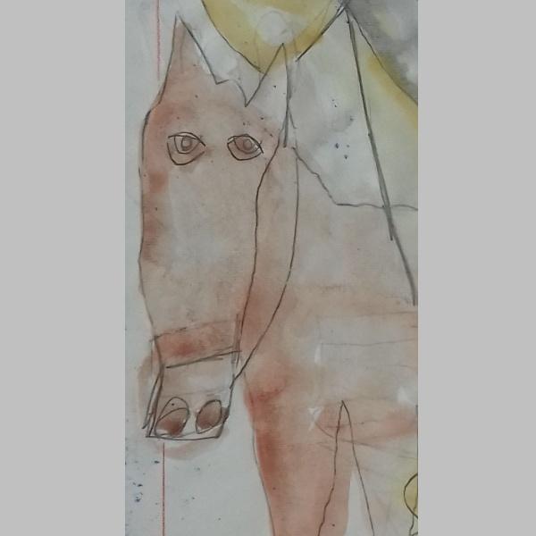 Mostra di disegno e pittura di Christopher Grasso