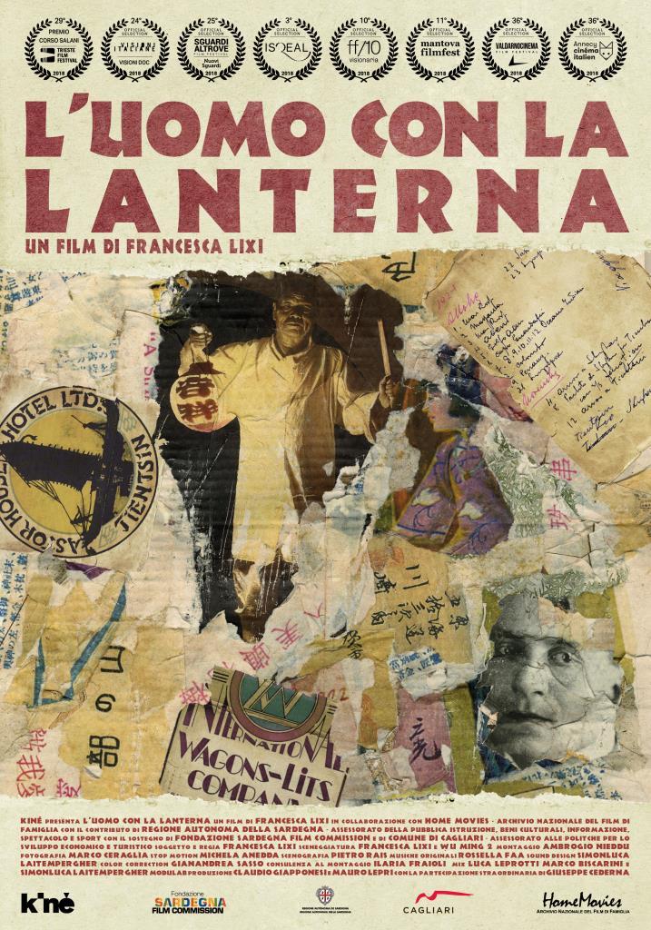 L'uomo con la lanterna, il film di Francesca Lixi
