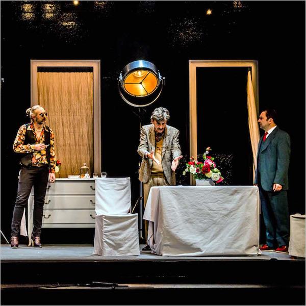 """Teatro: """"A che servono questi quattrini?"""" con Pietro de Silva, Francesco Procopio"""