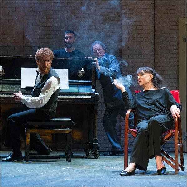 """Teatro: """"Memorie di Adriana"""" con Adriana Asti"""