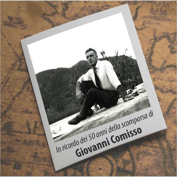 """""""Tutto il mondo in un metro quadro"""". Lettura scenica in ricordo di Giovanni Comisso"""