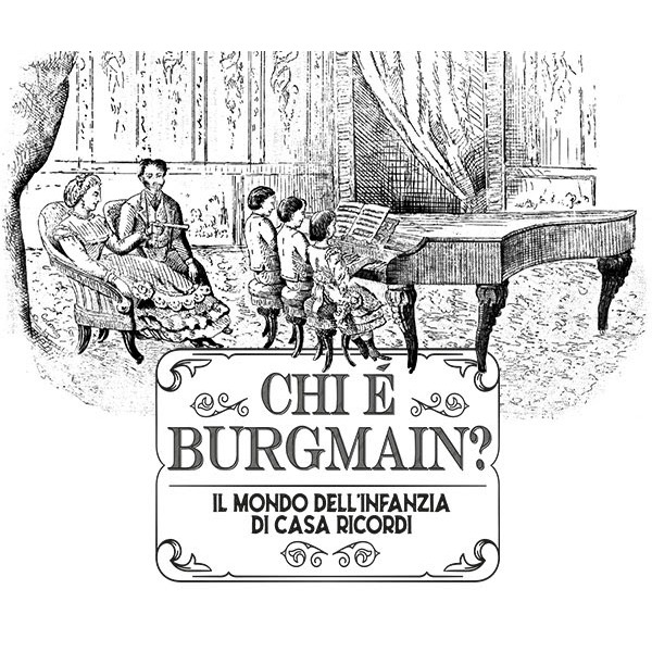 Chi è Burgmein? Il mondo dell'infanzia di Casa Ricordi - Concerti per famiglie e bambini