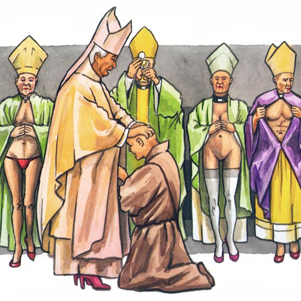 Sodoma. il volto nascosto della Chiesa: la doppia vita omosessuale, l'omofobia più radicale