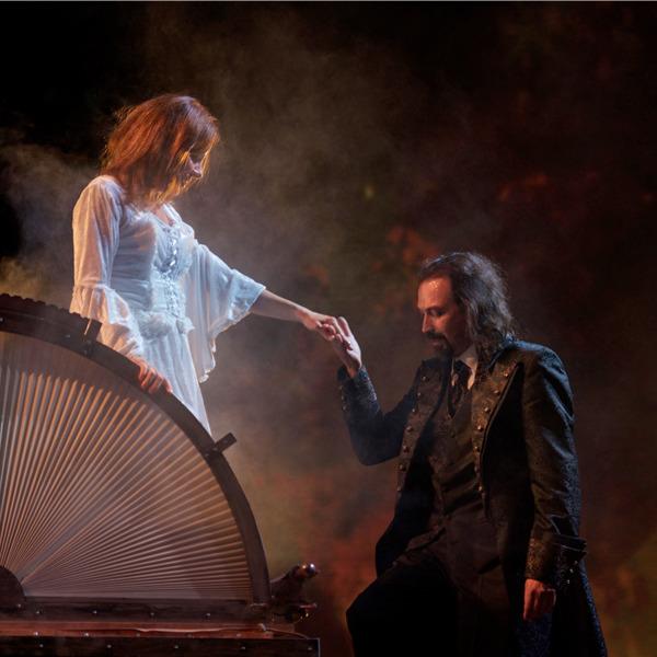 """Spettacolo: """"L'Illusionista"""" con Alberto Giorgi e Laura Gemmi"""