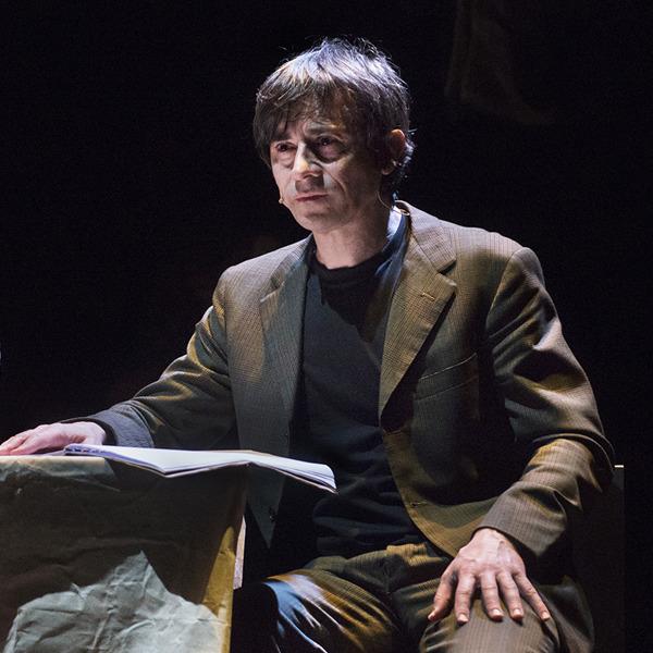 """Teatro: """"Delitto / Castigo"""" con Luigi Lo Cascio e Sergio Rubini"""