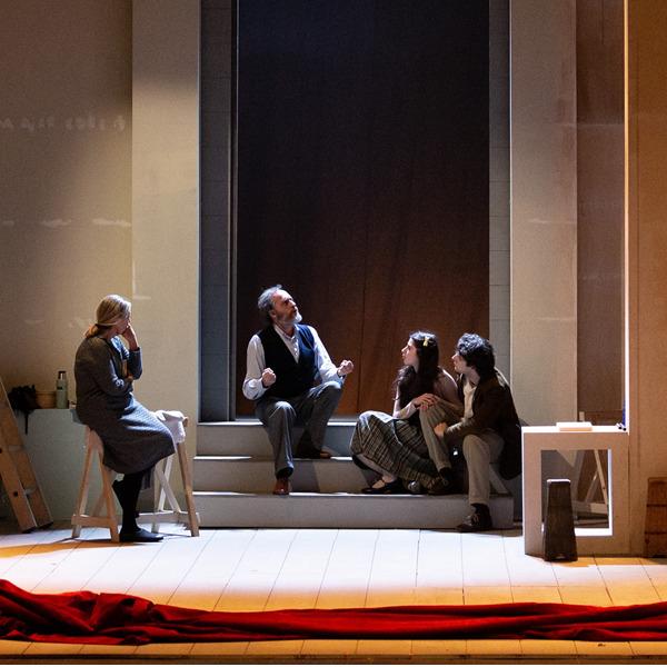 Teatro: I Promessi Sposi alla prova