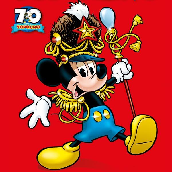 Buon compleanno Topolino! Il 7 aprile compie i suoi primi 70 anni
