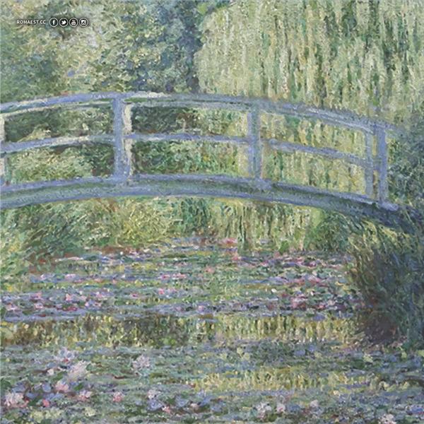 Claude Monet Shadow - Spettacolo immersivo e multimediale