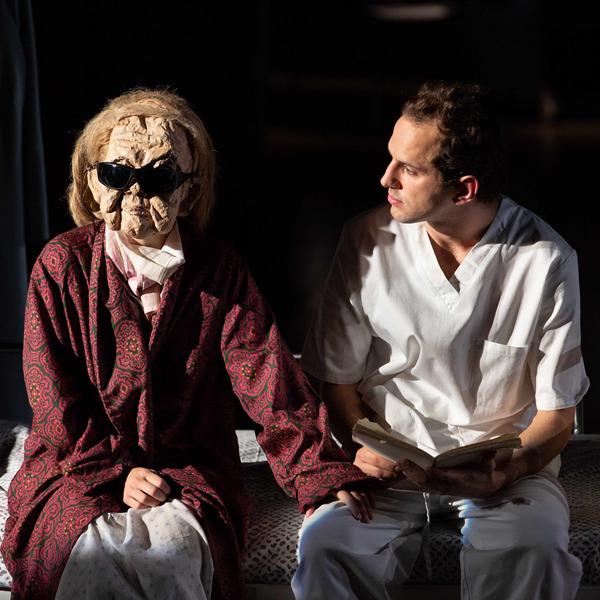 "Teatro: ""Visite"" di Riccardo Pippa"