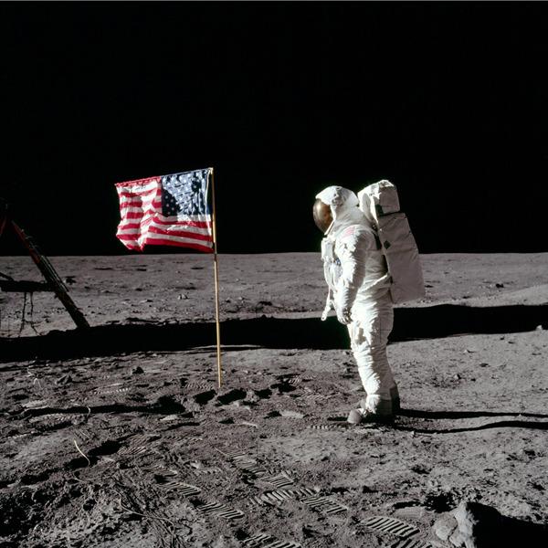 Conferenza: 20 luglio 1969-20 luglio 2019. Luna - Storia di una conquista