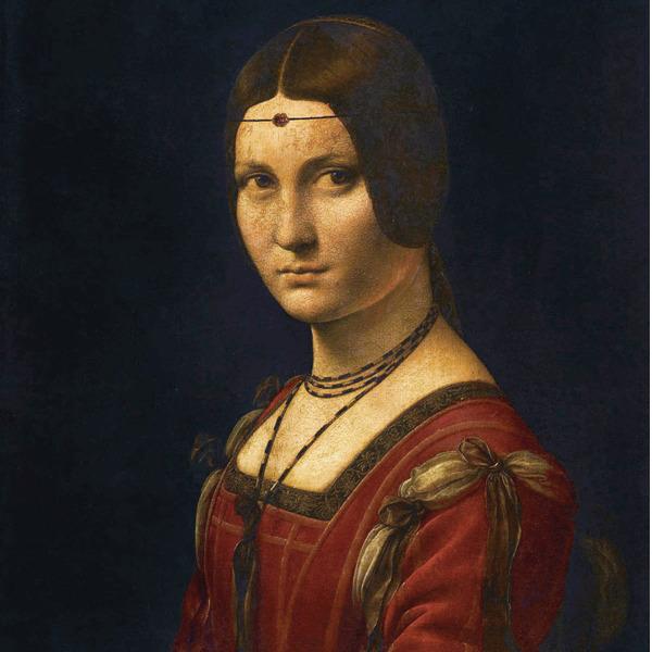 Incontro con Chiara Gatti: Dame, vergini e scapiliate. Tutte le donne di Leonardo