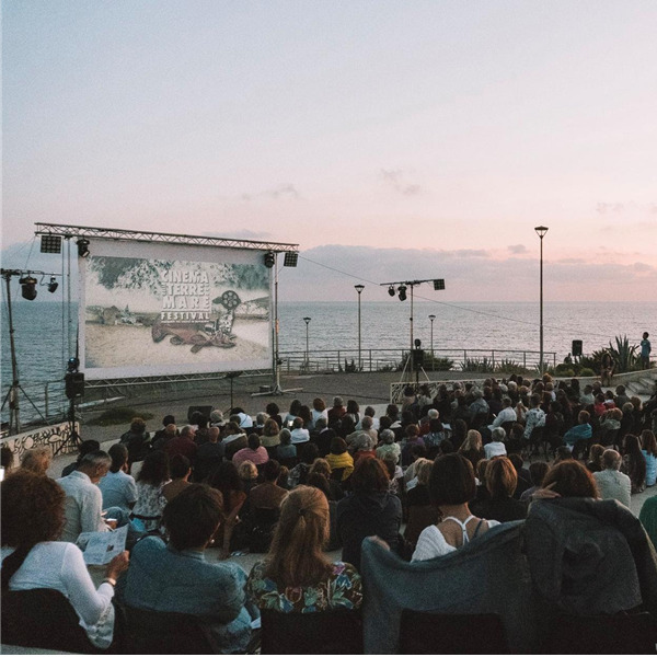 Cinema delle Terre del Mare - Programma dal 2 al 4 agosto 2019